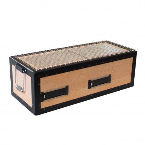 Konro Grill, Table Barbecue 54 x 23 cm