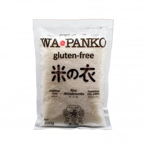 Rice Panko Breadcrumbs (Gluten free)
