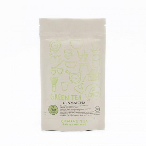 Genmaicha Tea 50g