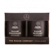 Wasabi Label Twin Pack Wasabi Mayonnaise 175g Wasabi Mustard 175g