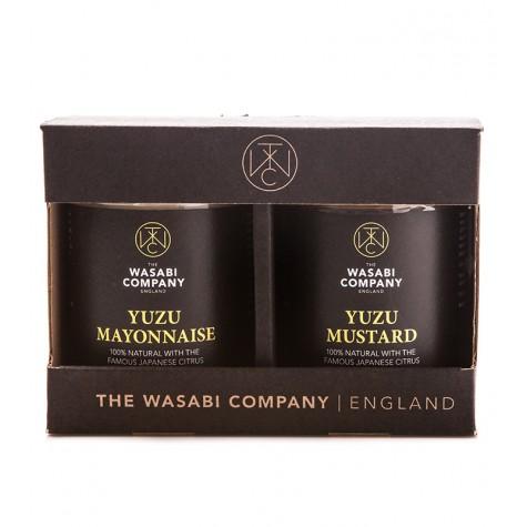 Yuzu Mayo & Mustard Twin Pack