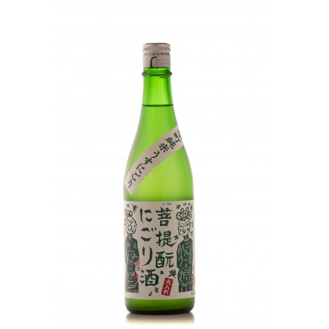 Misty Mountain - Junmai Bodaimoto Nigori 720ml