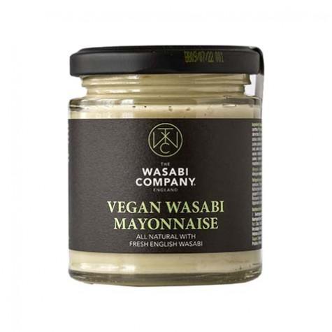 Vegan Wasabi Mayonnaise