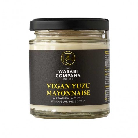 Vegan Yuzu Mayonnaise