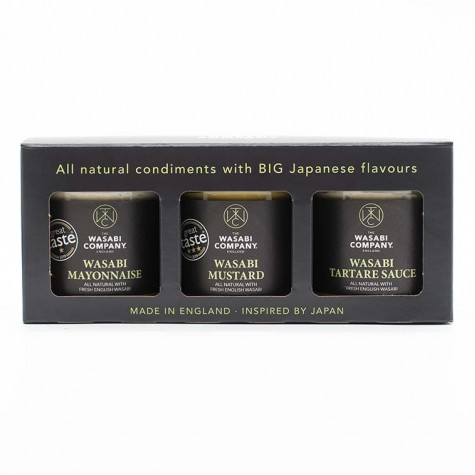 The Wasabi Condiment Collection