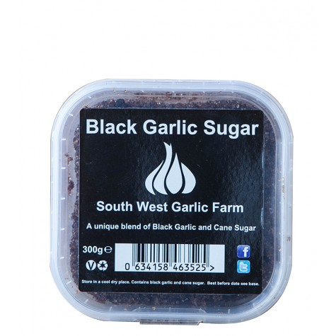 Black Garlic Sugar 300g