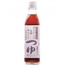 Tezukuri-Tsuyu / Handmade Seasoning Soy Sauce 300ml