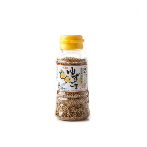 Sesame Seeds with Yuzu