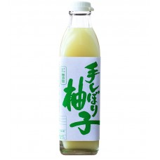 Teshibori Yuzu / Hand Pressed Fresh Yuzu 300ml