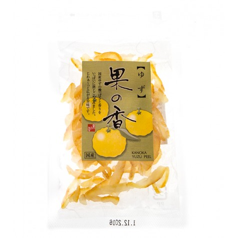 Candied Yuzu Peel 30g