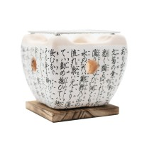 Shichirin Hida Konro Table barbecue 15 x 15cm