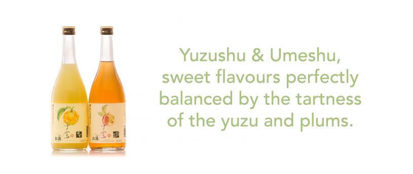 Yuzu & Umeshu