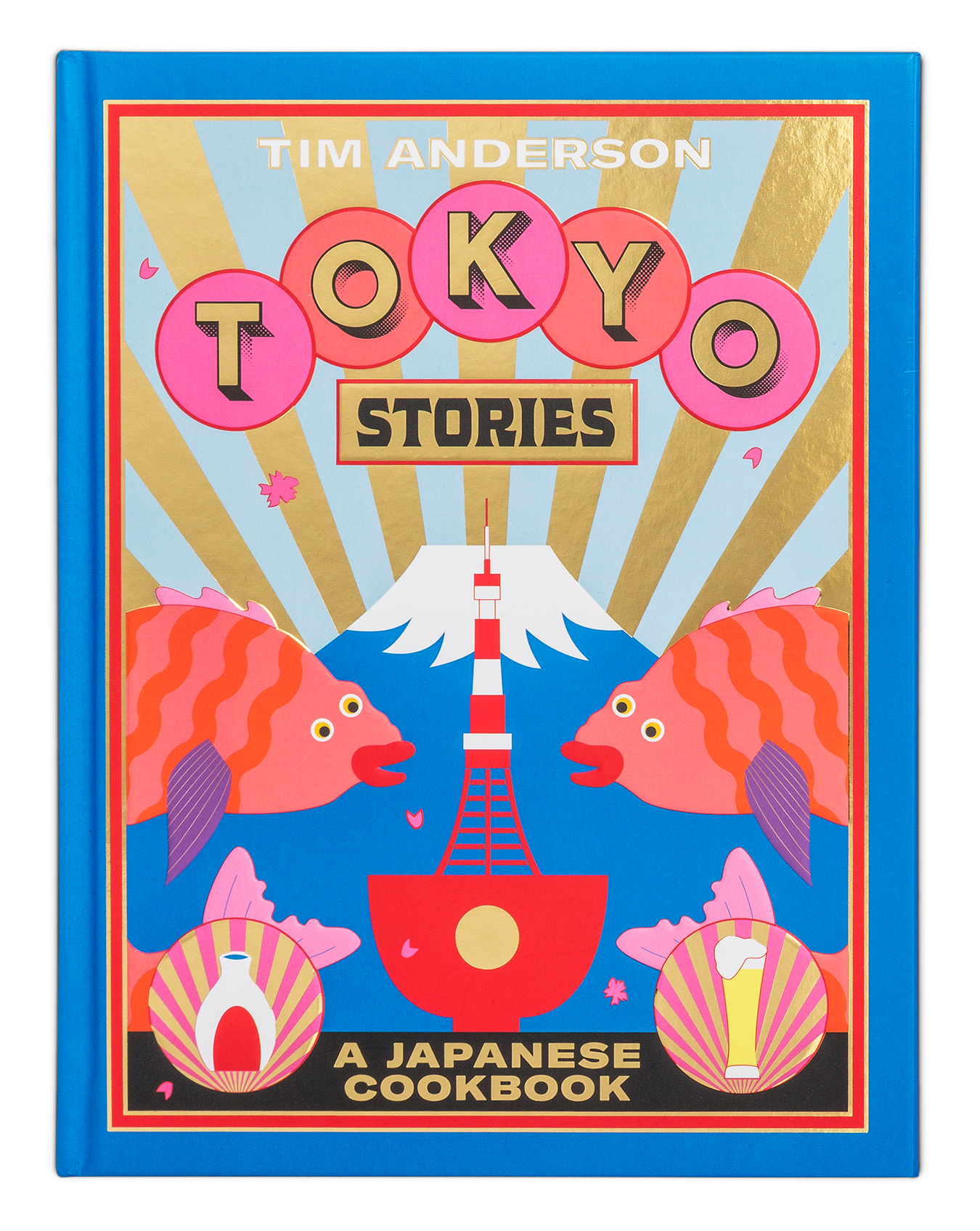 Tokyo Stories recipe book by Tim Anderson
