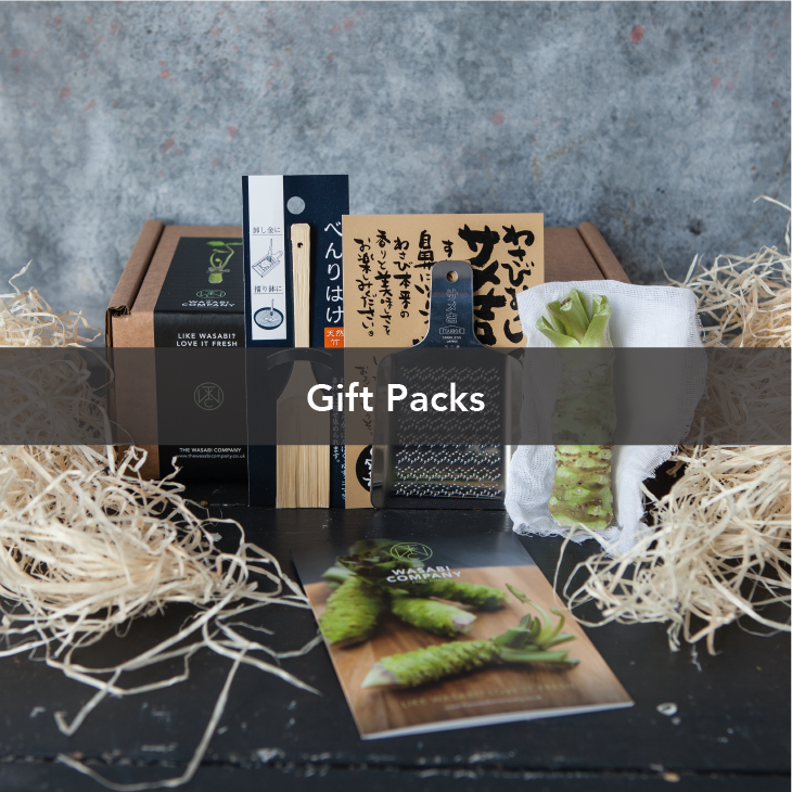 Wasabi Gift Packs