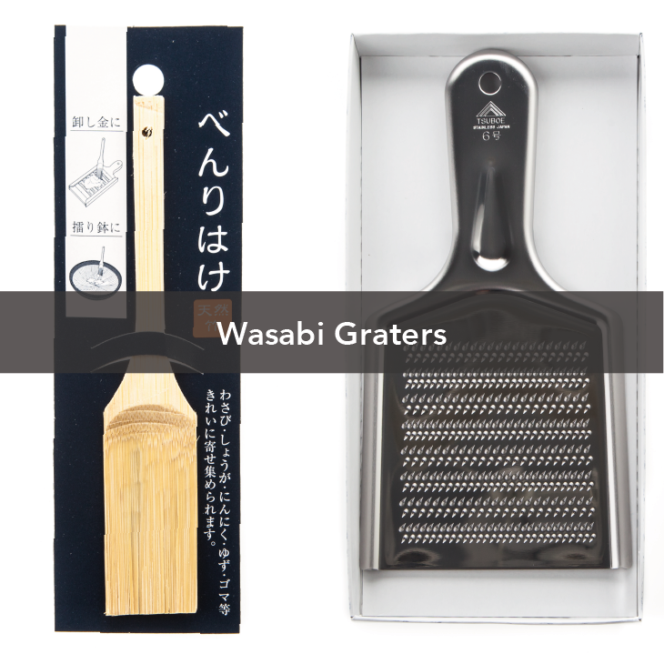 Wasabi Graters